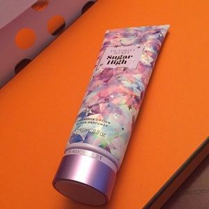New lotion from VS